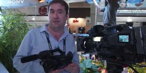 JVC Drop The GY-LS300 S35mm 4K Camera Plus GY-HM170 & GY
