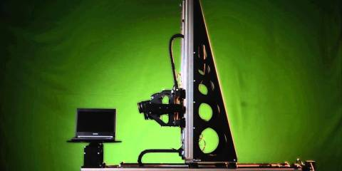 The MRMC Orbital Rig With 360 degree Motion Control: