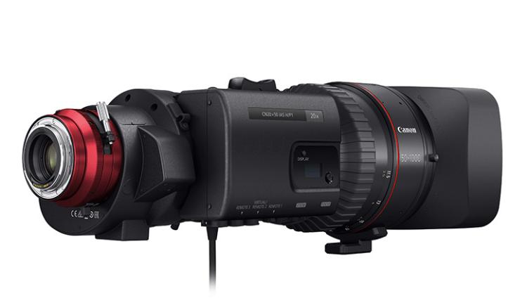 Canon CN20x50 Lens