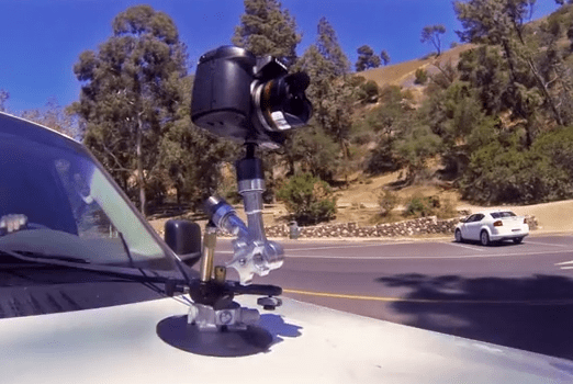 Infinity Arm Car