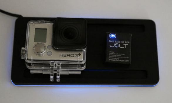 Jolt Wireless GoPro Charger