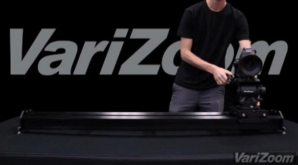 New Slider from VariZoom Sneak Peek