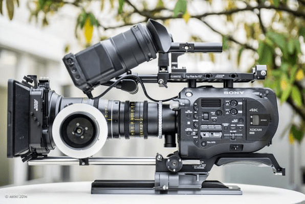 ARRI PCA accessories for sonyfs7 1