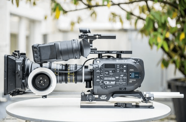 ARRI PCA accessories for sonyfs7 2