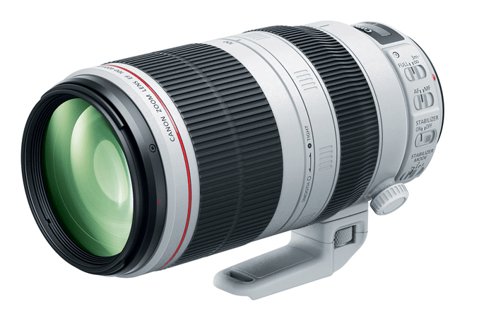 Canon EF 100 400mm f4.5-5.6L IS II USM