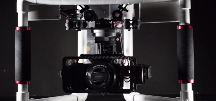 DIY 3 Axis Gimbal