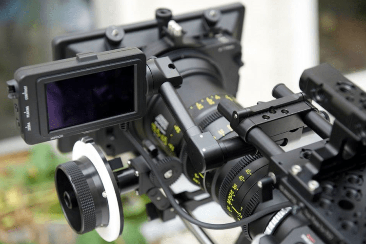 ARRI PCA Sony PXW-FS7 Camera Gear