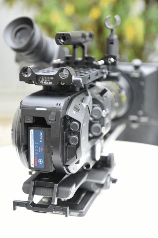 ARRI PCA Sony PXW-FS7 Camera