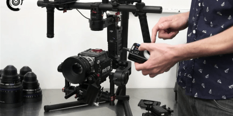 Cinegears Wireless Follow Focus Single Axis Lens Control System Review