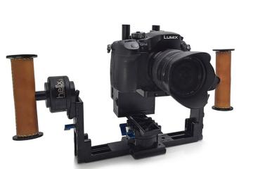 Letus Helix Jr Mini 3 Axis Camera Stabilizer