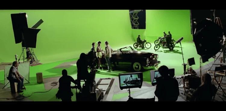 Sony Script to Screen
