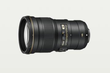 AF-S NIKKOR 300mm f:4E PF ED VR Lens