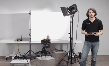 Advanced Product Cinematography with Evolution Motion Control