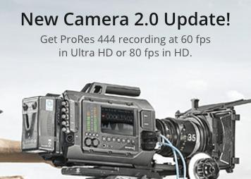 Blackmagic Camera Utility 2.0