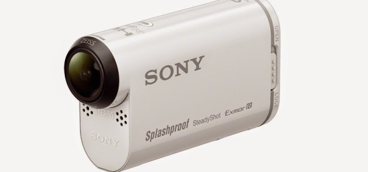 HD Action Cam AS200V