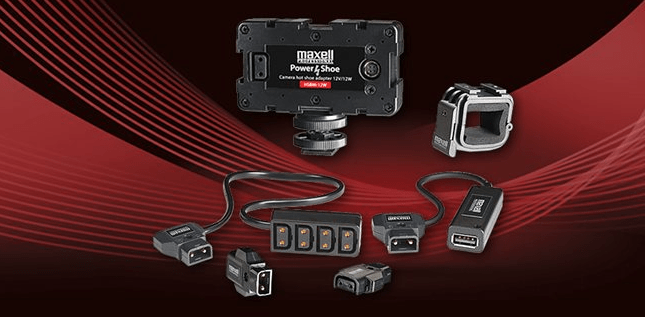 Maxell Camera Accessories Kit