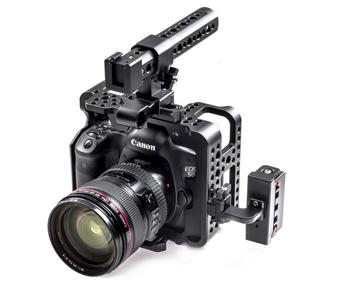 Motion9 Cube 5d3 Cage For The Canon 5d Mkiii Camera