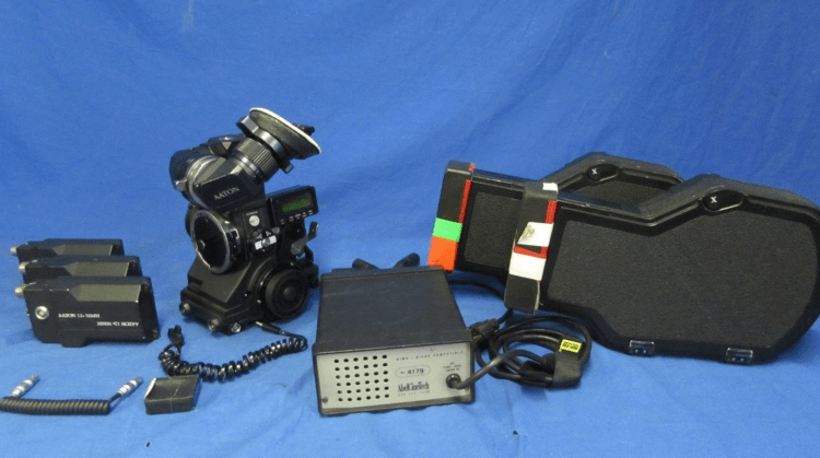 NFL Films owned Aaton 16mm XTR Prod Film Camera Package