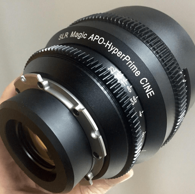 SLR Magic APO-HyperPrime CINE PL lens 50mm