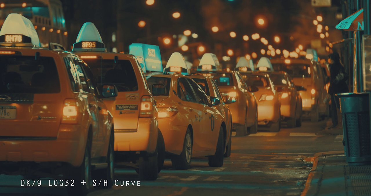 Vision Color OSIRIS LUTs on a GH4 Camera from Kusushiro0322