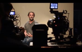 360 Degree Interview Canon Light Awards BTS