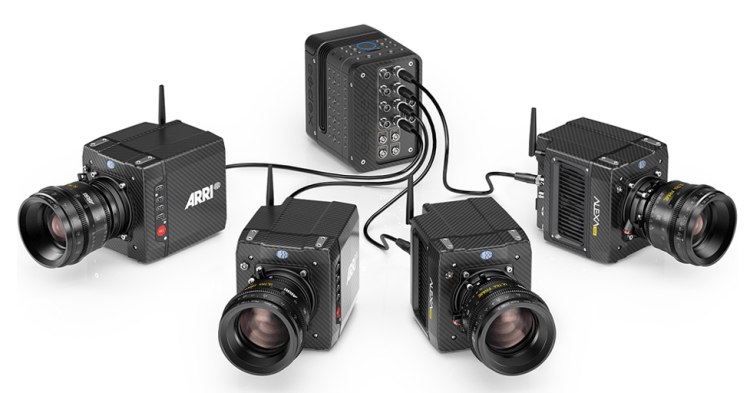 ARRI Alexa Mini Codex Multi-camera Recorder