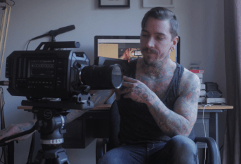 Blackmagic Ursa Tips