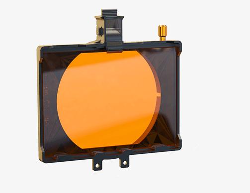 Bright Tangerine Misfit ATOM Matte Box