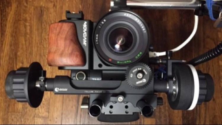 Lensse S3 on camera