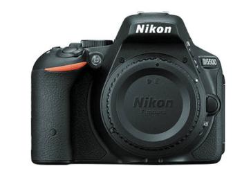 Nikon D5500 DSLR Camera