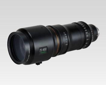 Premier PL 75-400mm lens