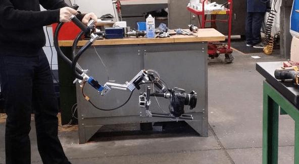 Prototype Shadowcam Boom Kit 1