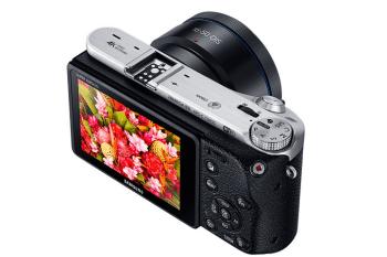 Samsung NX500 Camera