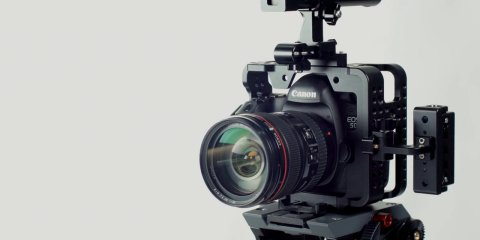 MOTION9 CUBECAGE For the Canon 5D MKIII & 7D MKII Cameras