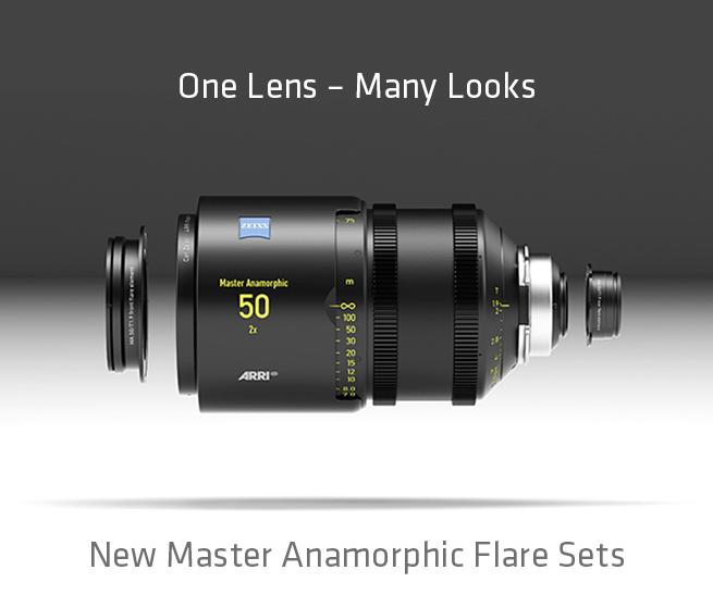 ARRI Master Anamorphic Flare Sets