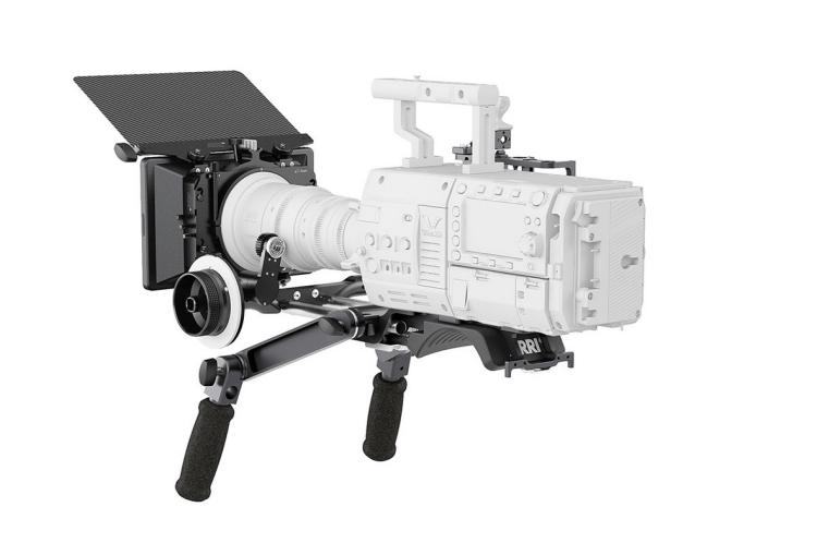 ARRI Panasonic VariCam 35 and HS