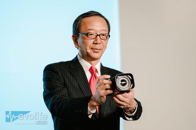 Canon Concept 4K camera