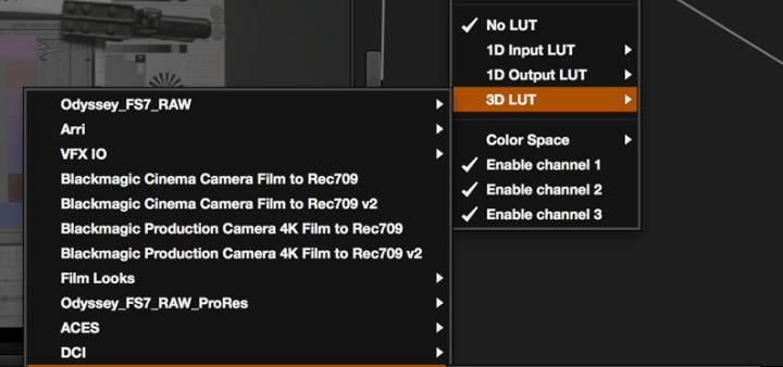 Download Sony PXW-FS7 LUT's Convergent Design Odyssey7Q Workflow Guide