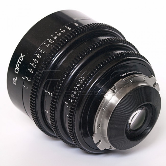 The G.L Optics 11-20 T3 Super Wide-angle PL Mount Lens