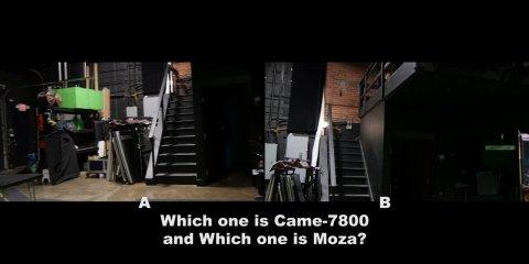 Moza Gimbal or Came-7800 Gimbal