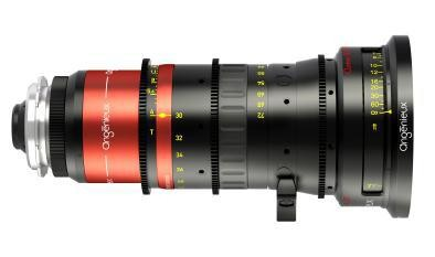 Angenieux zoon lens Custom