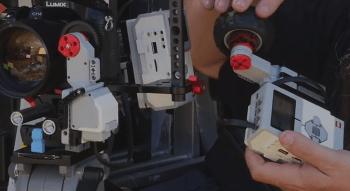 Lego Wireless Remote Follow Focus
