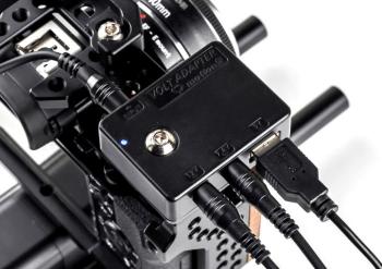 MOTION9 Cube Power Volt Adapter motionnine