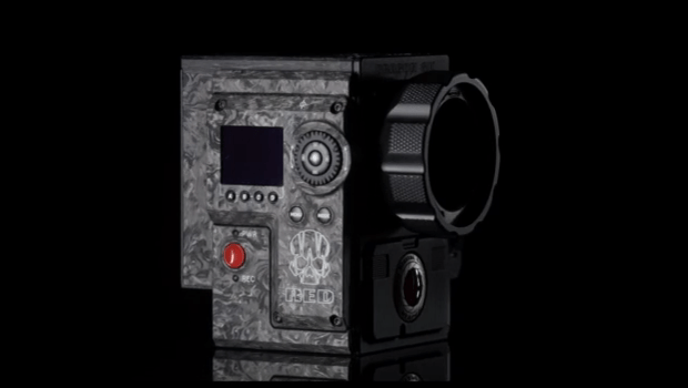 RED 8K Camera