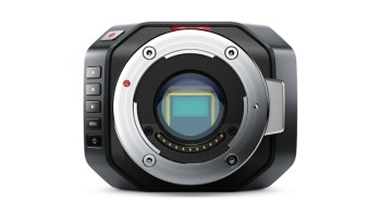 blackmagic micro cinema camera front