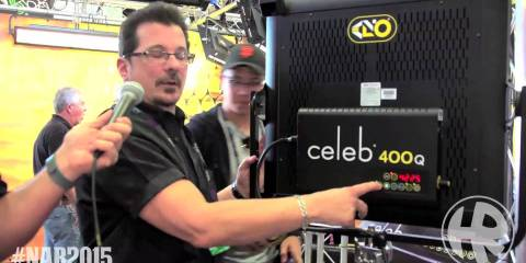 NAB 2015: KinoFlo Celeb from Hollywood Rentals
