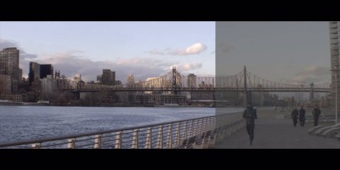 Panasonic 4K Anamorphic and V-Log L Official Video from The Digital Distillery Inc.