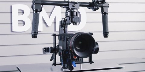 Turbo Ace AllSteady 6 Gimbal Stabilizer with Canon 5D MK III & Panasonic GH4 & Sony a7S