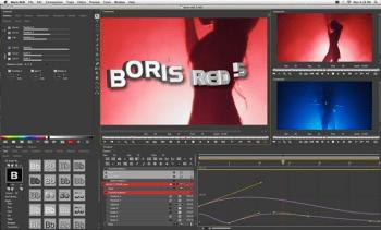 Media 100 Boris