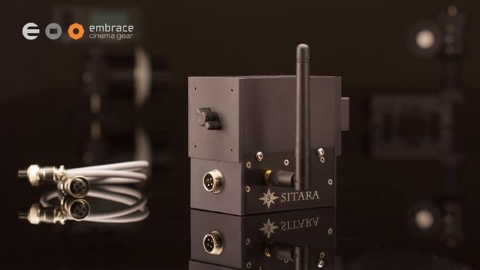 Sitara Wireless Receiver